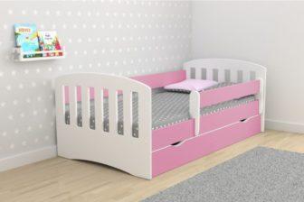Łóżko dziecięce KINDER 1 80x180 5