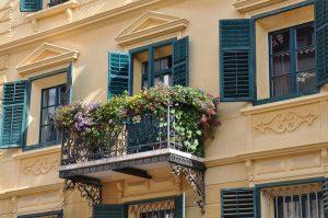 Urządzanie balkonu