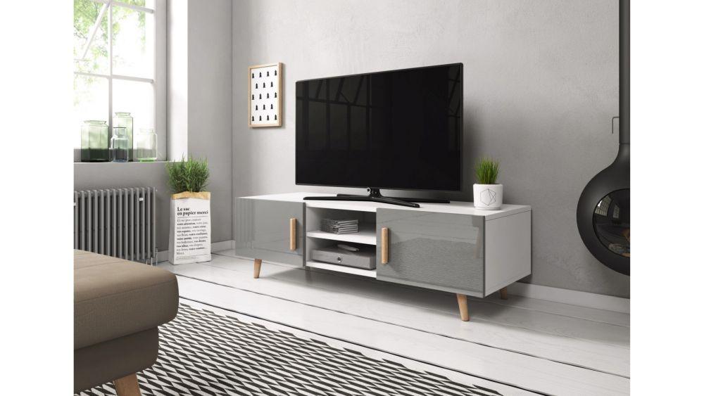 OSLO 2 140 - szafka RTV stolik RTV różne kolory 2