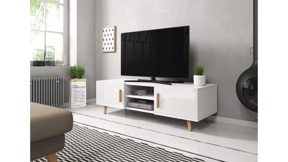 OSLO 2 140 - szafka RTV stolik RTV różne kolory 3