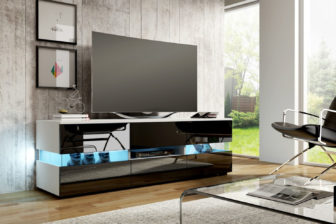 MOLLY 140 - szafka RTV stolik RTV różne kolory 3