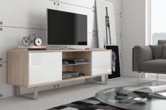 MODERN 2 160 - szafka RTV stolik RTV różne kolory 8