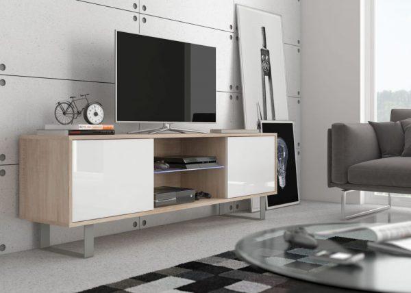 MODERN 2 160 - szafka RTV stolik RTV różne kolory 1