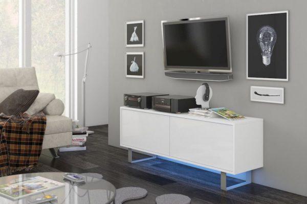 MODERN 1 140 - szafka RTV stolik RTV różne kolory 1