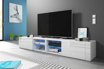 PAX 200 – szafka RTV stolik RTV różne kolory 9