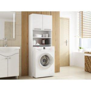 ARKA - biała szafka nad pralkę 2