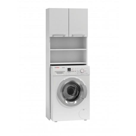 ARKA - biała szafka nad pralkę 1