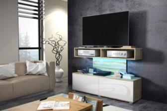 REXY 140 - szafka RTV stolik RTV różne kolory 8
