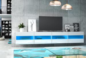 RISA 200 - szafka RTV wisząca stolik RTV różne kolory 3