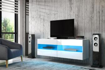 RISA 100 - szafka RTV wisząca stolik RTV różne kolory 7