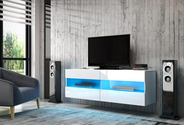 RISA 100 - szafka RTV wisząca stolik RTV różne kolory 1