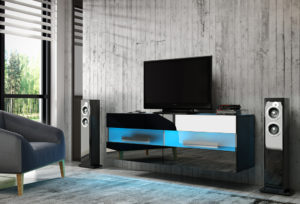 RISA 100 - szafka RTV wisząca stolik RTV różne kolory 3