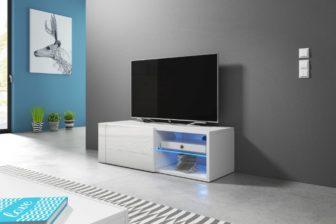 PAX 100 – szafka RTV stolik RTV różne kolory 2