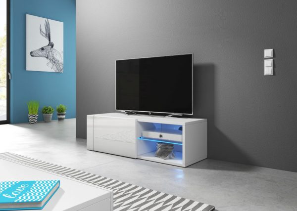 PAX 100 – szafka RTV stolik RTV różne kolory 1