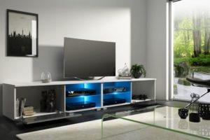 SUNN 200 – szafka RTV stolik RTV różne kolory 4