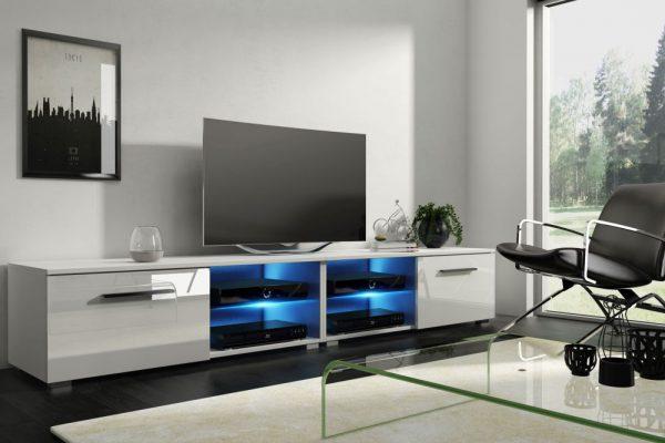 SUNN 200 – szafka RTV stolik RTV różne kolory 1