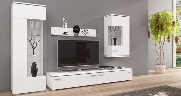 KESSEN - meblościanka RTV 1