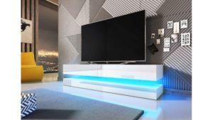 VOLAR 140 - szafka RTV stolik RTV różne kolory 3