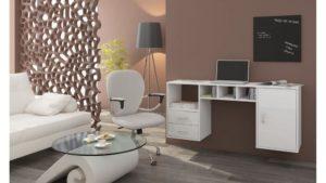 BLANCA - biurko wiszące 2