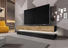 VOLAR 140 - szafka RTV stolik RTV różne kolory 6
