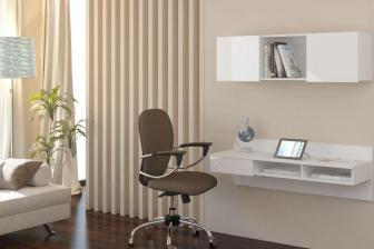 Toaletka - biurko wiszące CARLO 16