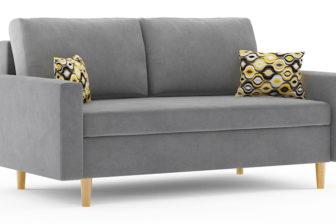 NORDEN - sofa rozkładana 3