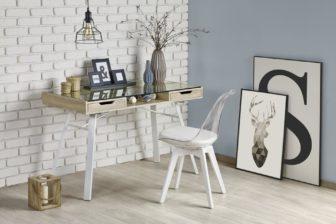NATURAL - biurko w stylu skandynawskim 17