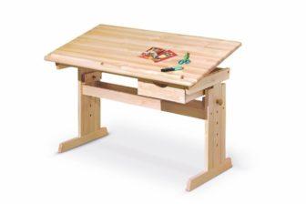 JULIA - biurko z regulowanym blatem 44