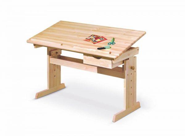 JULIA - biurko z regulowanym blatem 1