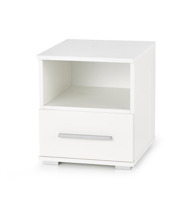 LIMA - szafka nocna z szufladą - 3 KOLORY 2