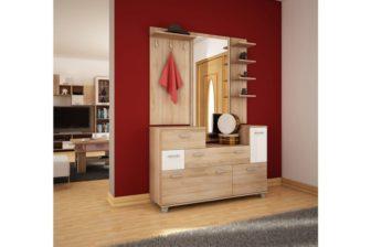 GRANDE - garderoba z lustrem 23