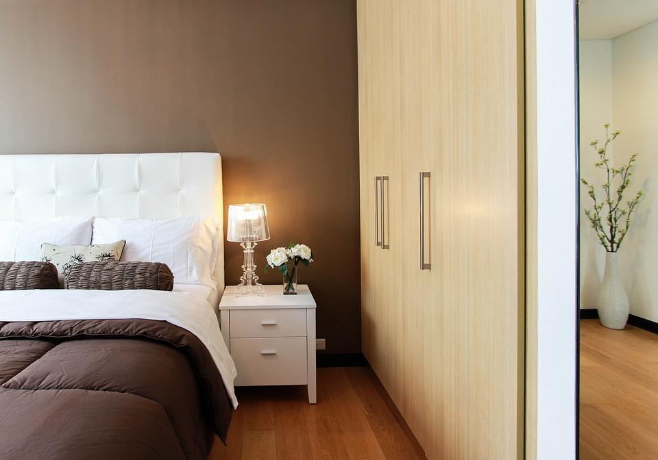 Poczucie komfortu od samego rana – idealna sypialnia 1