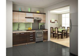 MARGARETA 3 - nowoczesne meble kuchenne 2,4m 36