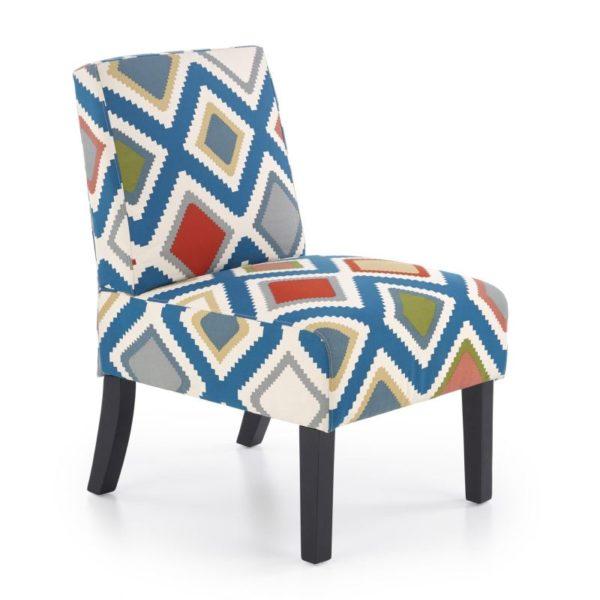 FIDO - fotel PRL fotel retro różne wzory 1