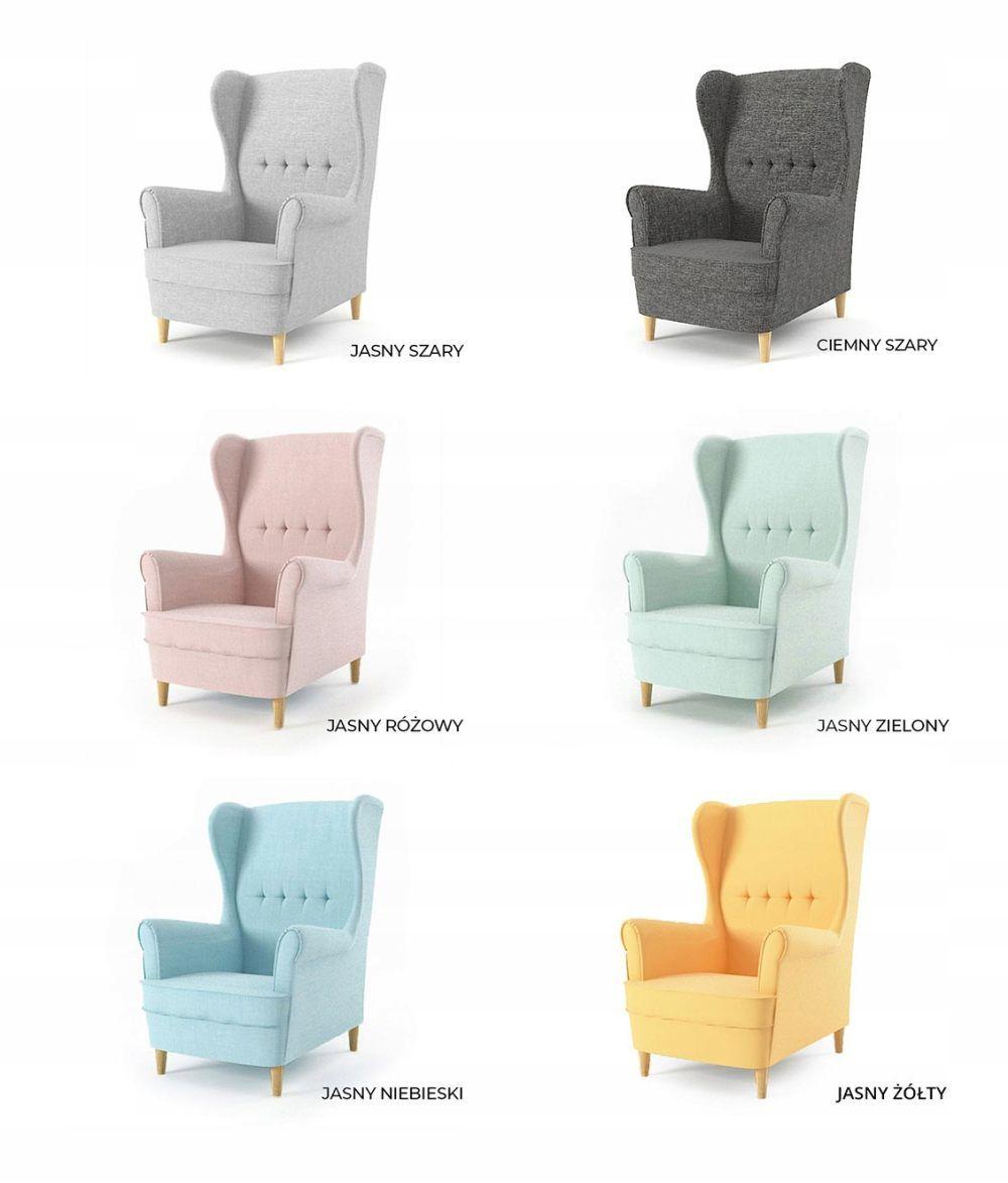 MAGNAT - fotel uszak 3