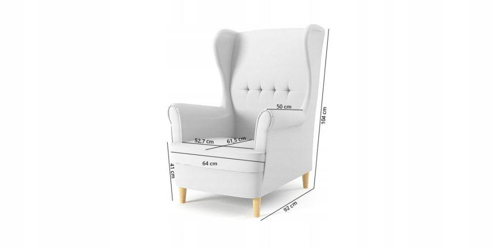 MAGNAT - fotel uszak 2