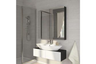 Szafka łazienkowa z lustrem DELL 60 11