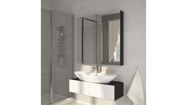 DELL 60 - szafka łazienkowa z lustrem 1