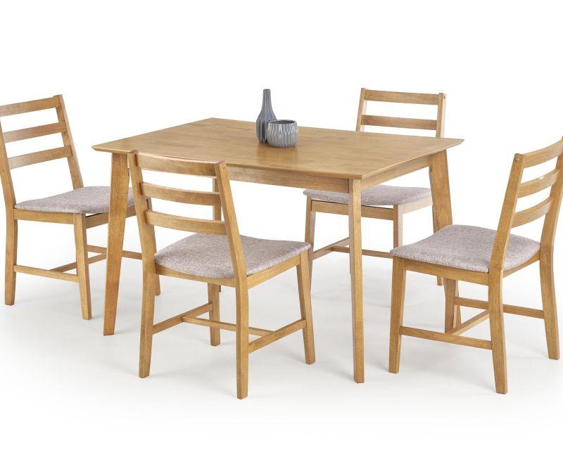 CORDOBA - ZESTAW stół z krzesłami 2
