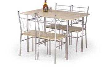 FAUST - ZESTAW stół z krzesłami 7
