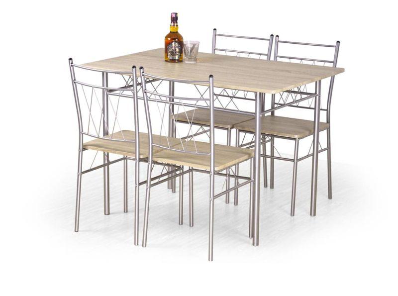 FAUST - ZESTAW stół z krzesłami 2