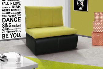RITMO - fotel z funkcją spania 2