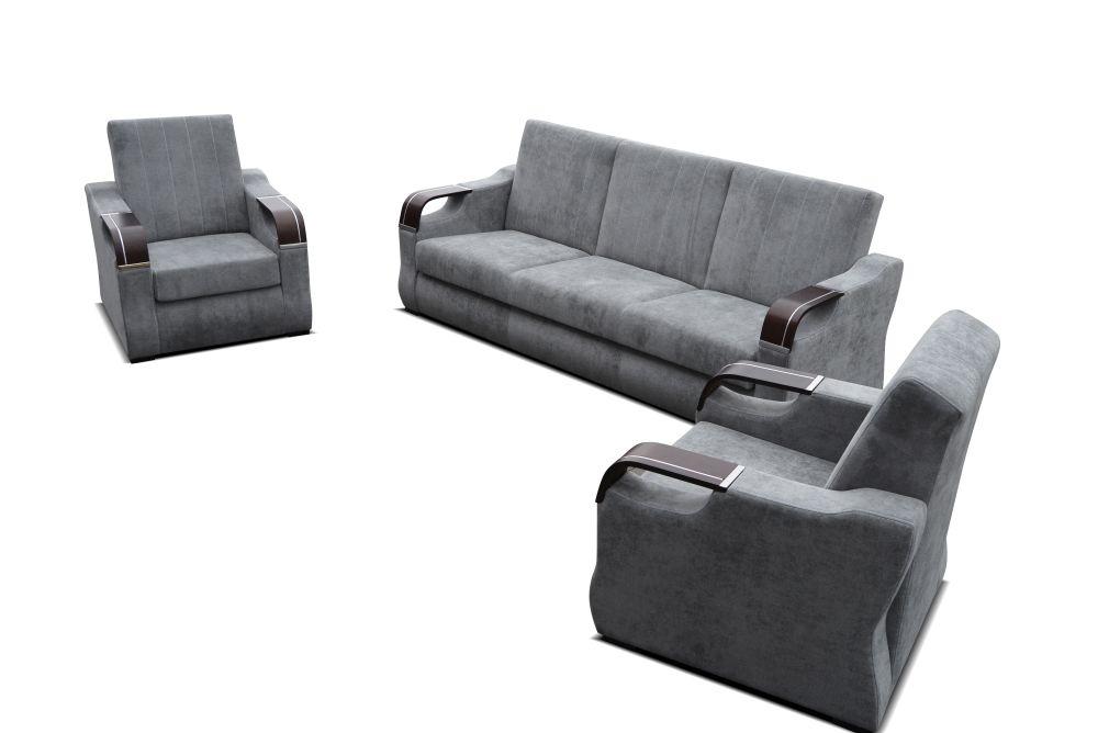 BERMUDO - wygodny fotel do czytania 2
