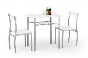 LANCE - ZESTAW stół z krzesłami różne kolory 11