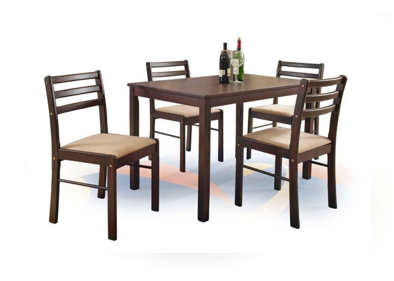 NEW STARTER - ZESTAW stół z krzesłami 2
