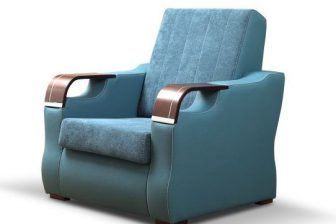 BERMUDO - wygodny fotel do czytania 8