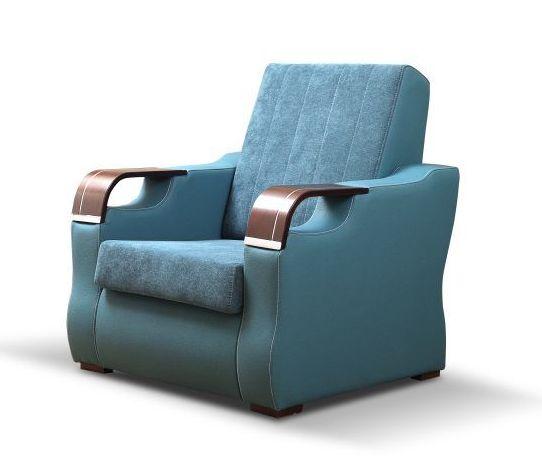 BERMUDO - wygodny fotel do czytania 1