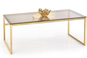 MARLIN - ława złota szklana 7