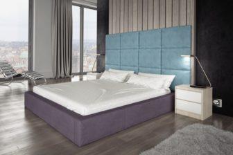 HELEN 180 - łóżko tapicerowane z zagłówkiem 22