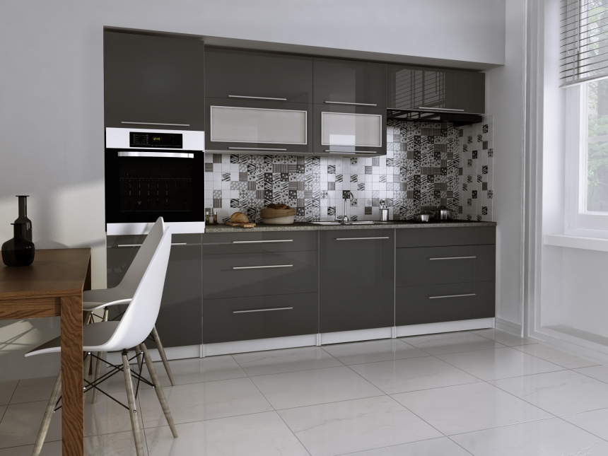 ELEN - meble kuchenne pod zabudowę różne kolory 3,0m lub na wymiar 2